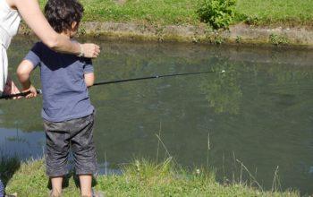 Pêche pour enfants Villette 78930